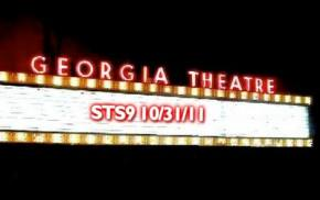 STS9 to Celebrate Rising of Georgia Theatre on Halloween