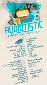 Wolfgang Gartner Confirmed for Audiotistic this weekend