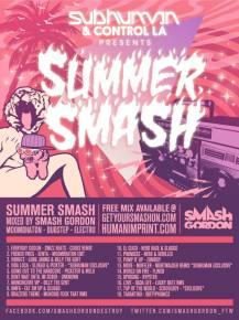 Smash Gordon Releases New Single + Summer Mix