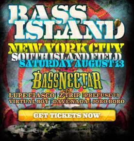 No Man Is An Island: Bassnectar's 'Bass Island' Preview