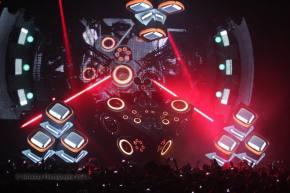 Deadmau5 Photo Slideshow / Verizon Theater (Houston, TX) / 9.16.11