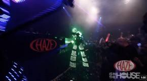 Eddie Thoneick and Bassjackers Recap Video / HAZE (Las Vegas, NV) / 9.23.11