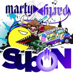 MartyParty: Sub ON EP Released