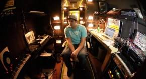 Pretty Lights - Tour Bus Studio Video