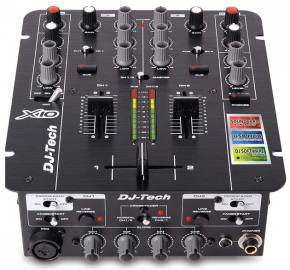 Product Review: DJ Tech X10 Mixer Preview