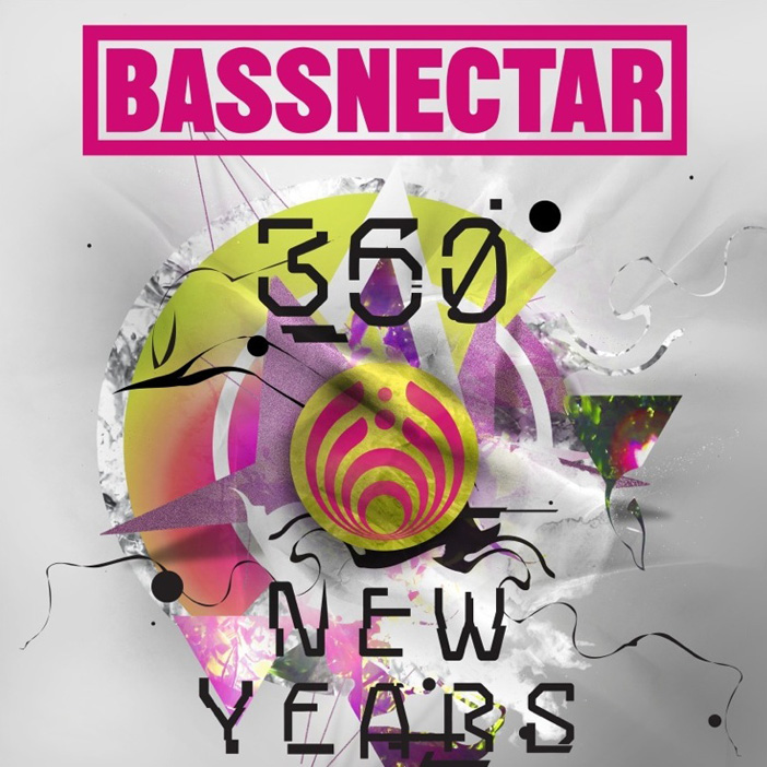Bassnectar - Top 10 NYE EDM Events