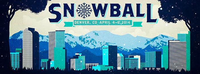 SnowBall - Sports Authority Field - Denver, CO - April 4-6