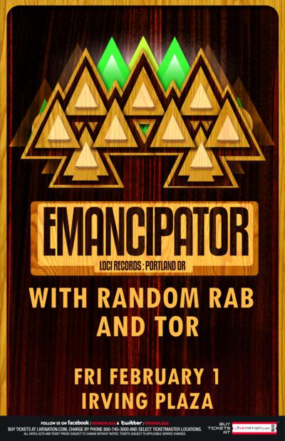 Emancipator 2.1 Irving Plaza (New York, NY)