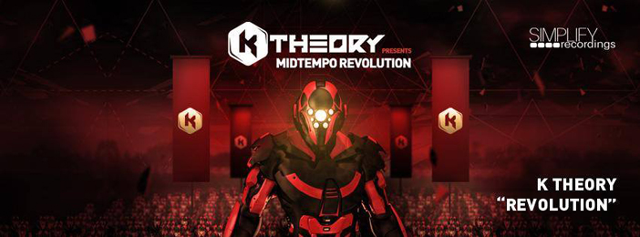 K Theory - Top 10 EDM Releases - November 2013