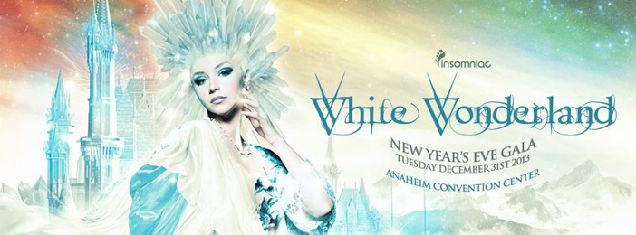 White Wonderland - Top 10 NYE EDM Events