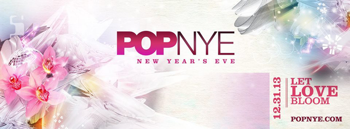 POPNYE - Top 10 NYE EDM Events