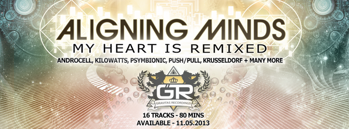 Aligning Minds - Top 10 EDM Releases - November 2013