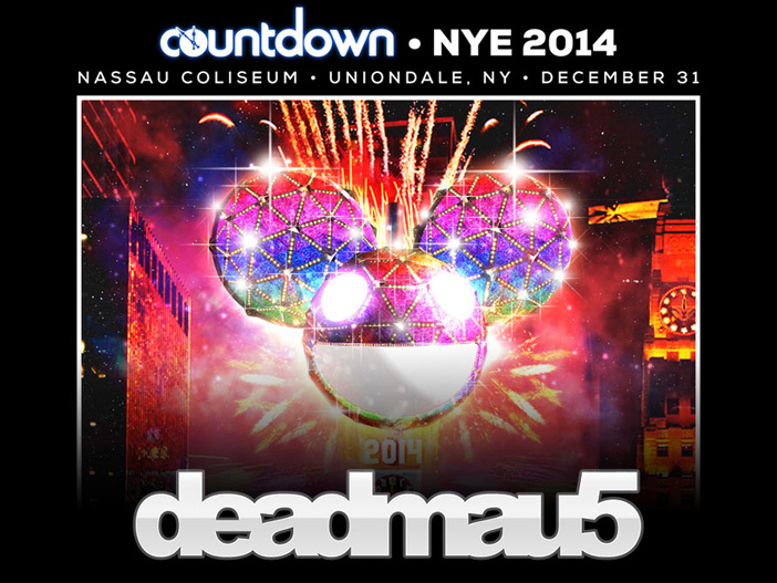 Deadmau5 - Top 10 NYE EDM Events