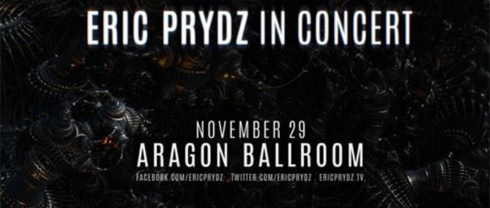 Eric Prydz - Top 10 Thanksgiving EDM Events