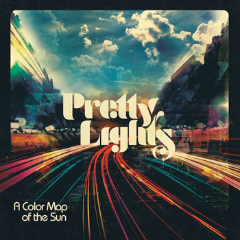 Pretty Lights - A Color Map of the Sun