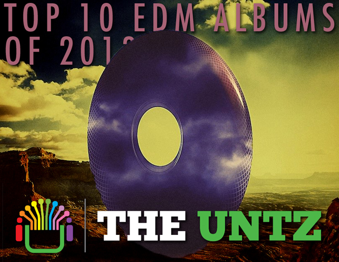 Top 10 EDM Albums of 2013