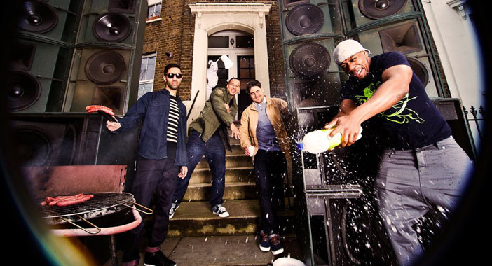 "Rudimental – ""Powerless"" (Feat. Becky Hill)"