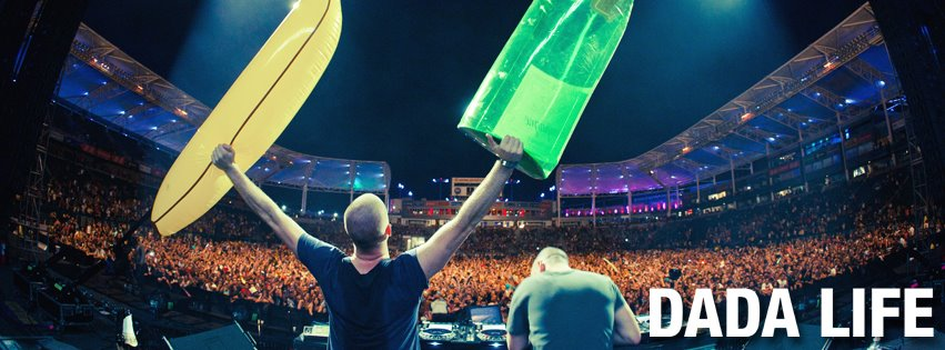 dada life - Best Electro House Songs of 2012