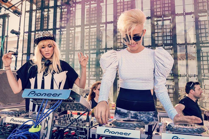 NERVO - Top 10 Female EDM Artists