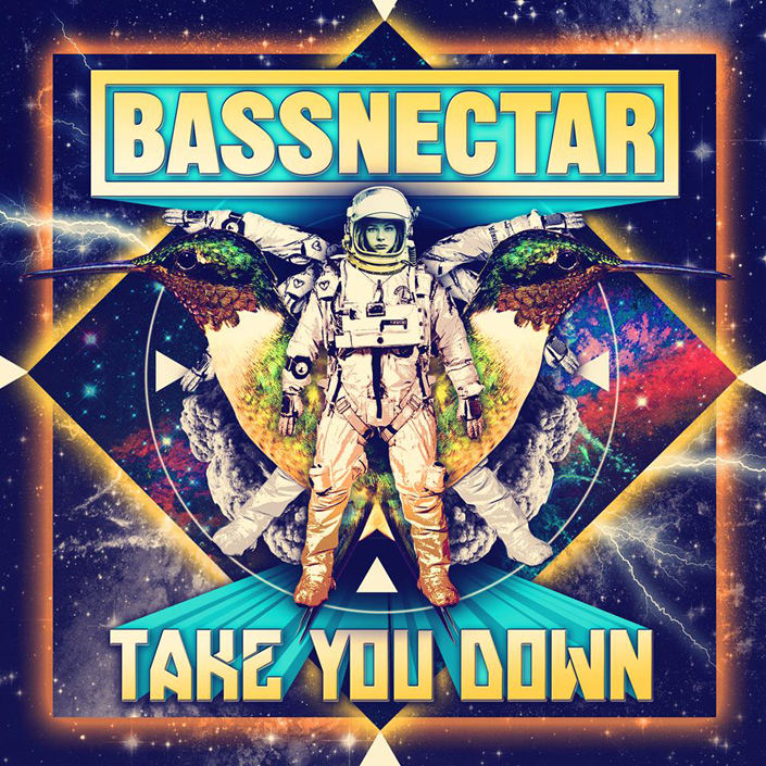 Bassnectar - Top 10 EDM Releases - September 2013