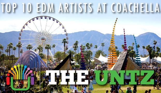 Top 10 EDM Artists at Coachella