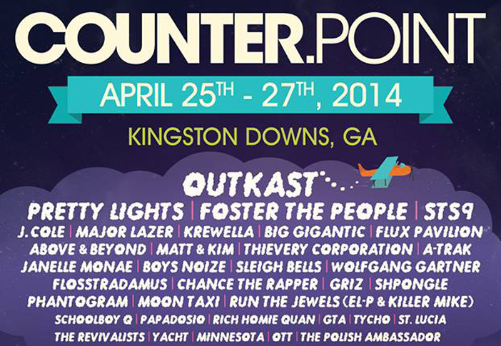 Top 10 Artists You Have To See At CounterPoint