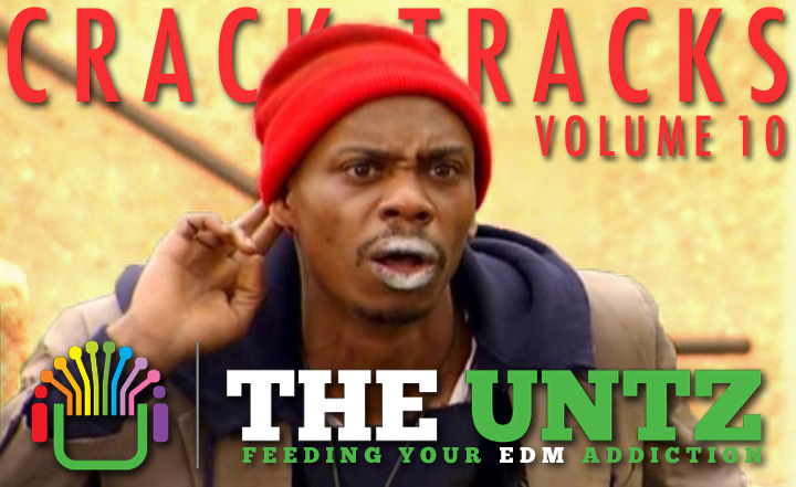 Crack Tracks: Feeding Your EDM Addiction - Volume 10