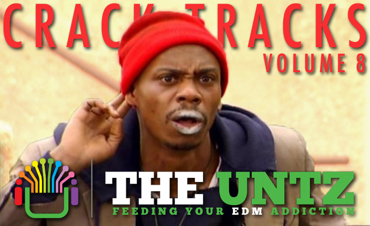 Crack Tracks: Feeding Your EDM Addiction - Volume 7
