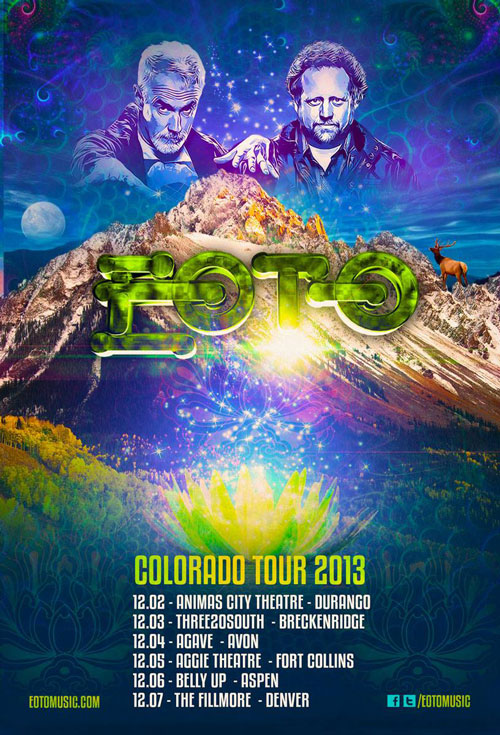 EOTO Colorado Tour