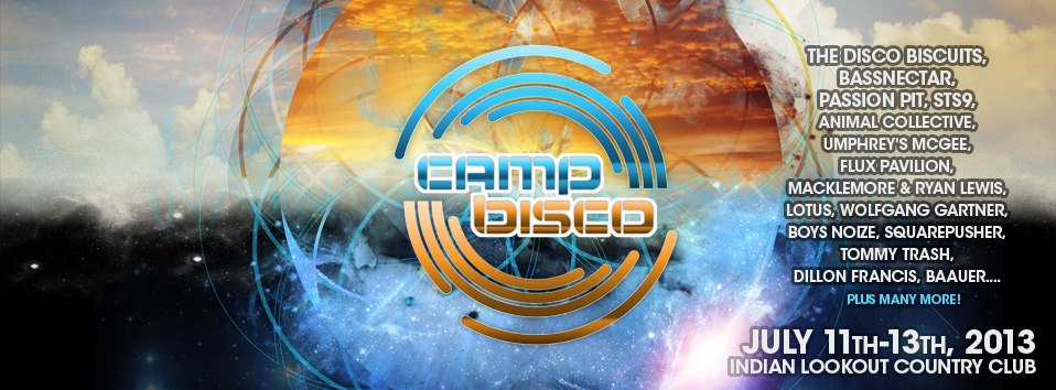 Camp Bisco - Top 10 Summer Music Festivals