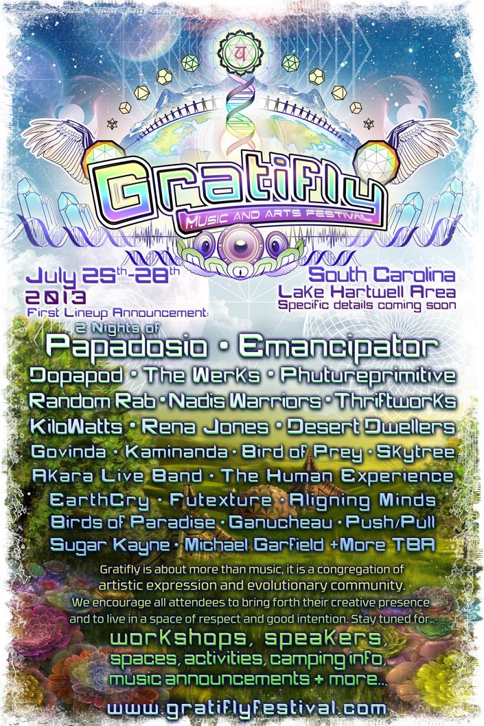Gratifly Music Festival