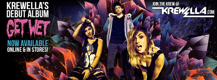 Krewella - Top 10 EDM Releases - September 2013
