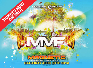 magnetic music festival