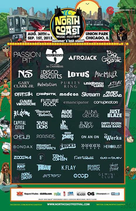 North Coast Music Festival 2013